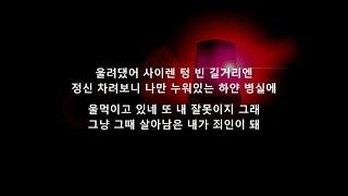 조울증 환자가 가사 쓴 '호미들 - 사이렌'