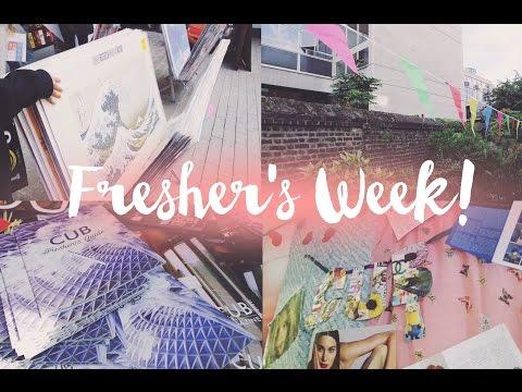 QMUL Freshers Fair ft. CUB Magazine! VLOG | MissBriony