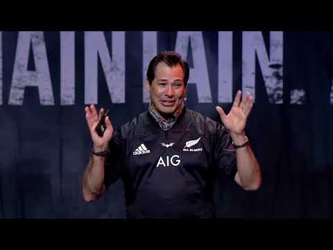 Momentum 2018 - Wayne Nugent Keynote in New Zealand