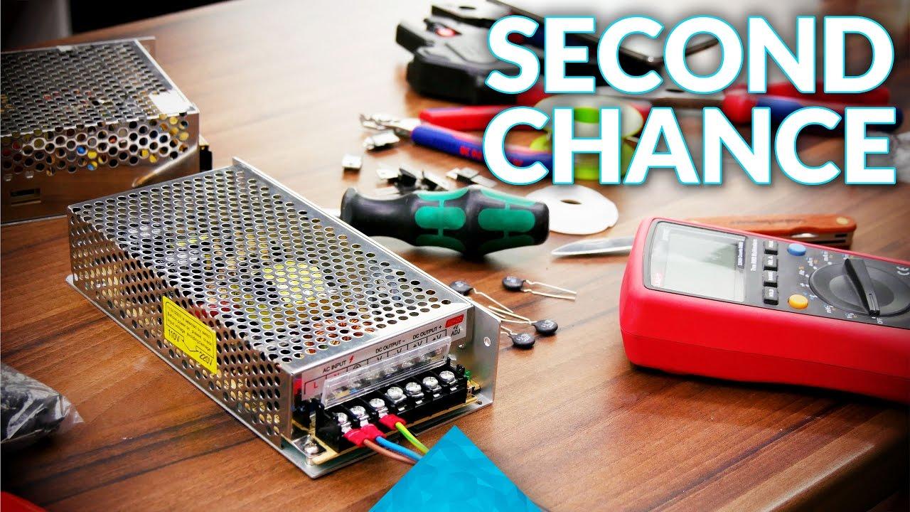 hight resolution of repairing cheap power supplies