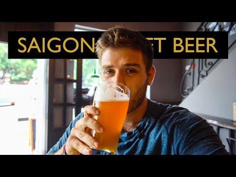 Saigon Craft Beer Scene