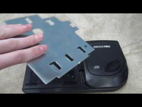 How to hook up a Sega CD (The official way)
