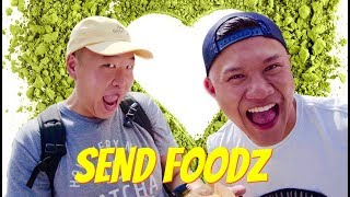 SEND FOODZ Ep #10 - We The Perfect Matcha!