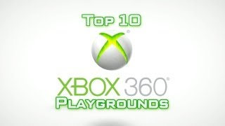 Top 10 Playgrounds in Gaming