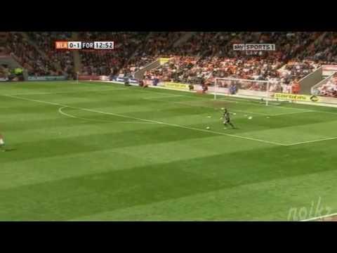 Chris Cohen Goal Blackpool Vs Forest 08.05.10