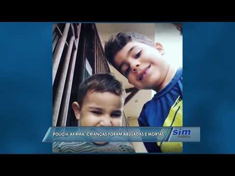 Polícia afirma que pastor George matou Joaquim e Kauan