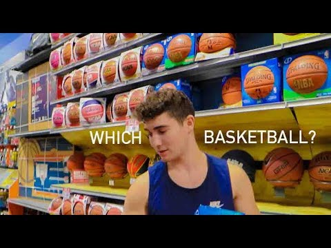 HOW TO PICK THE RIGHT BASKETBALL