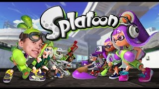 Let's Play SPLATOON!!! Back with the Inklings!