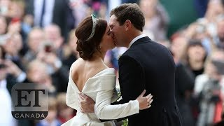 All The Details On Princess Eugenie's Wedding Day