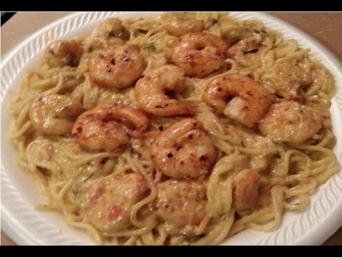 How To Make New Orleans Shrimp Pasta