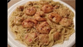 How To Make New Orleans Style Shrimp Pasta