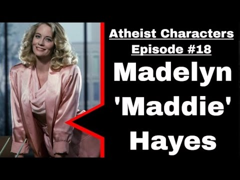 Atheist & Agnostic Characters | Madelyn 'Maddie' Hayes from Moonlighting