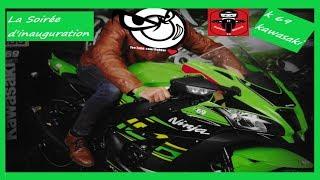 K 69 Kawasaki Lyon Dardilly l'inauguration !