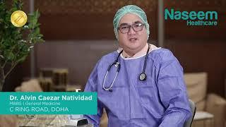 Coronavirus preventive measures are well explained by Dr. Alvin Caezar Natividad, General Medicine.