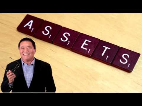 Robert Kiyosaki – There are 3 Basic Types of Assets to Invest