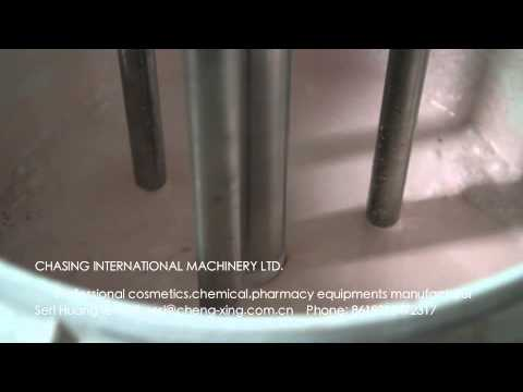 liquid foundation, pigment grinding machine, bead miller, basket miller shanghai chasing
