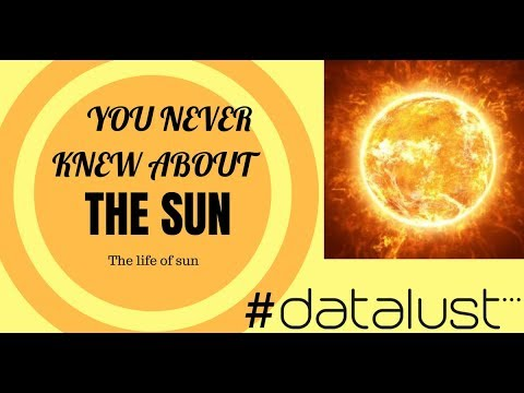 top-amazing-unknown-facts-about-the-sun!!!-🌤️-history-of-the-star-we-call-the-sun│data-lust-🔥