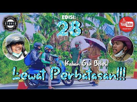 MAHALABIU BANJAR Eps. 28 - DEMI MUDIK, DEMI BEPANG AMBAWANG
