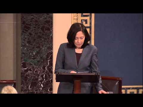 Cantwell Honors Billy Frank Jr. in Speech on U.S. Senate Floor