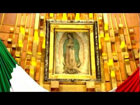 Our Lady of Guadalupe Basilica La Villa Mexico City