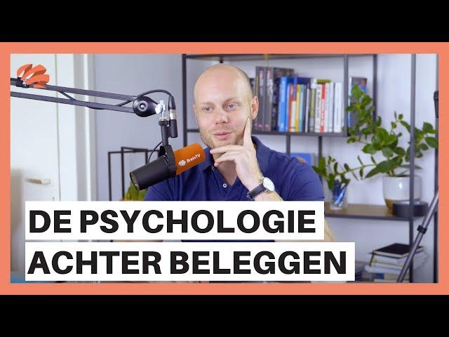De psychologie achter beleggen