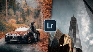 HOW TO EDIT LIKE ALEN PALANDER | INSTAGRAM THEME | CITY DESATURATED LOOK
