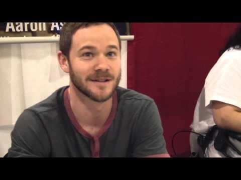 2013 Motor City Comic Con: Aaron Ashmore
