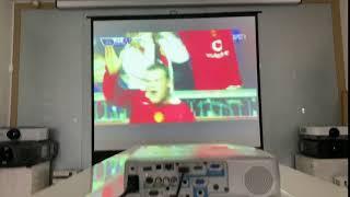 엡손 중고프로젝터 가정용 업소용빔프로젝트 EB-97H