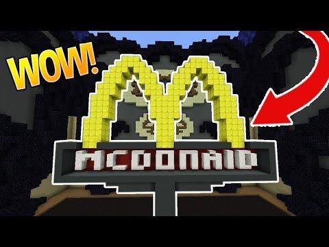 I'M LOVIN' IT! (Minecraft Build Battle)