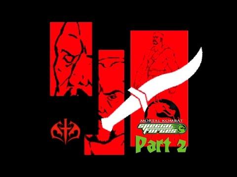 Mortal Kombat: Special Forces (Part 2)