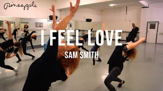 Sam Smith - I Feel Love  | Grace Pictures Film | Karen Estabrook Choreography