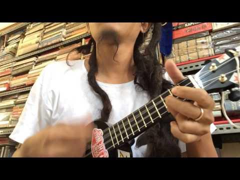 Negri Ngeri - Marjinal (ukulele cover)