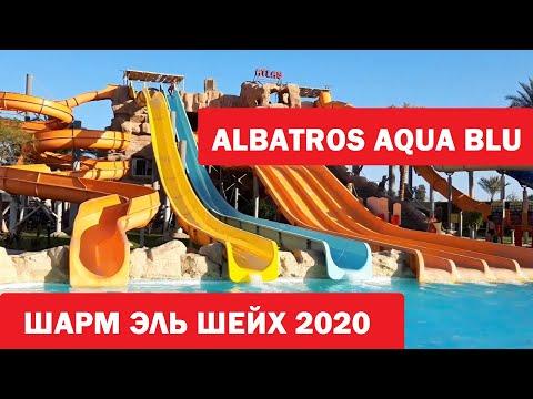 Albatros Aqua Blu, Шарм эль шейх, Египет, обзор 2020