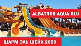 Albatros aqua blu Шарм эль шейх Египет обзор 2020