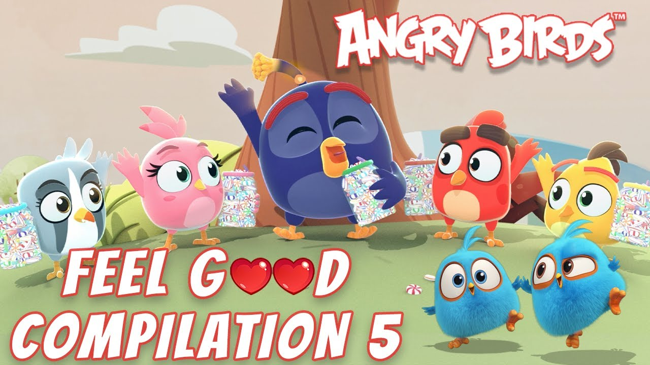 Angry Birds   Feel Good Compilation 5