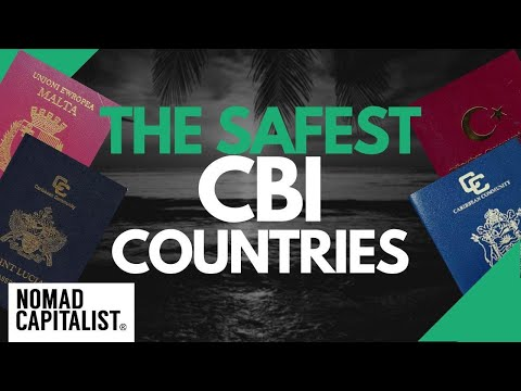 The Safest Citizenship by Investment Countries