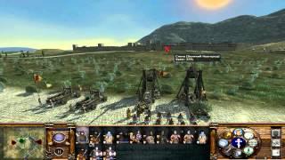 видео Medieval 2: сетевой бой с ютуберами 2х2, Датский стрелково-пушечный состав