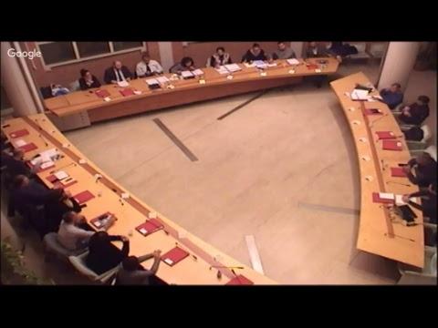 Consiglio Comunale del 15 Novembre 2017
