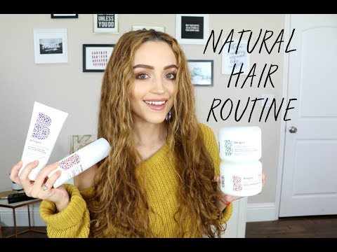 Download Youtube: Hair Care Routine using Briogeo