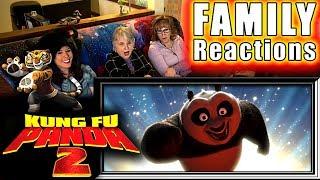 Kungfu Panda 2   FAMILY Reactions