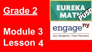 Eureka Math Grade 2 Module 3 Lesson 4