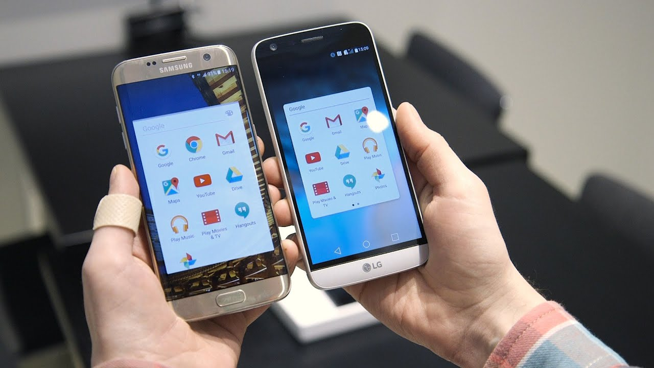 តើ Galaxy S7 និង LG G5 មួយណាជាស្មាតហ្វូនក្នុងក្ដីស្រមៃរបស់អ្នក?