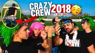CRAZY CREW REWIND 2018