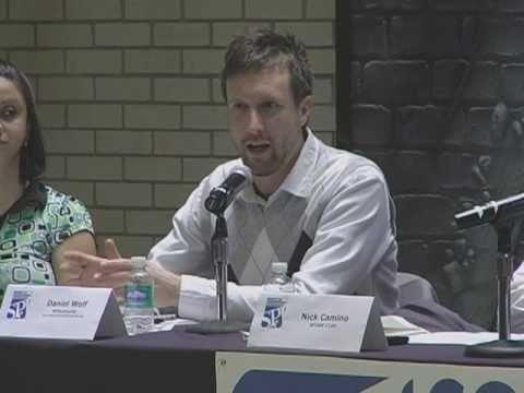 Pt 3, SPJ Cleveland's April, 2011 Panel on Converg...