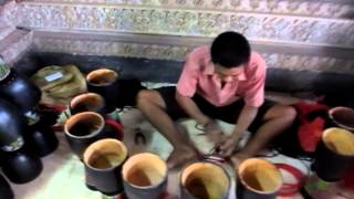 Take a tour of a drum factory in Bali, Indonesia