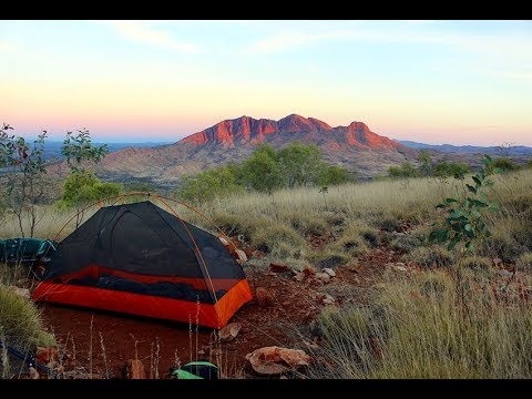 Larapinta Trail - End to End - West to East