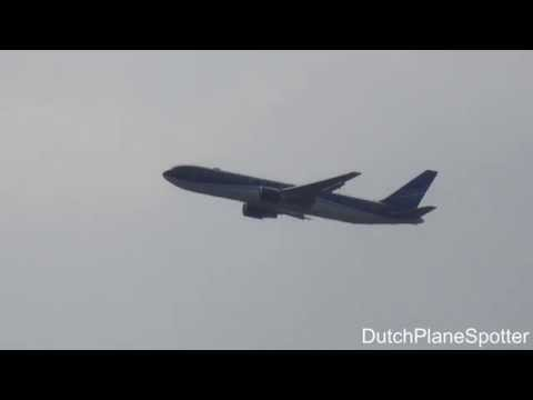 Azerbijan Government Takeoff at Amsterdam Airport Schiphol (DutchPlaneSpotter)
