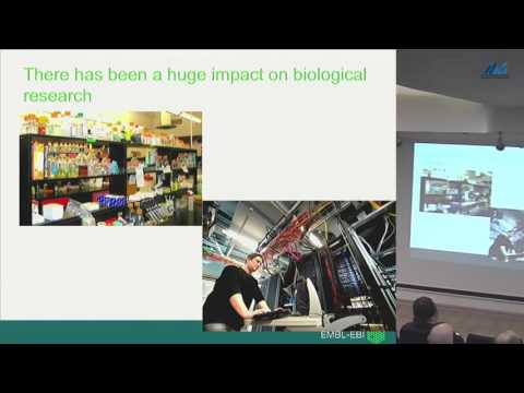 Ewan Birney: Big Data and information infrastructure in basic and translational research