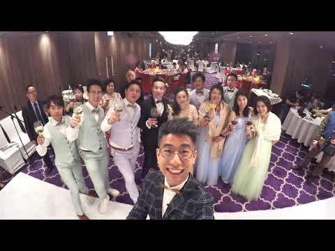 Surprising wedding