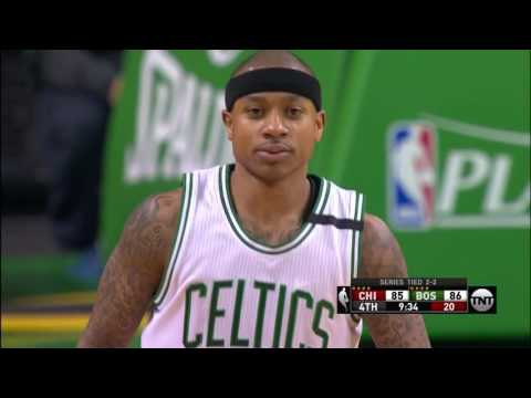 Isaiah Thomas and Al Horford deliver in the 4th Avery Bradley Scores 24! | April 26, 2017